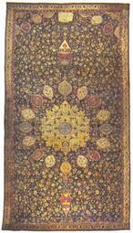 Il Famoso Tappeto Di Arbebil, Che Puo Essere Visto A Londra 28317