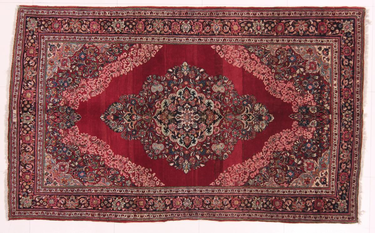Tappetto persiano – Pannelli termoisolanti